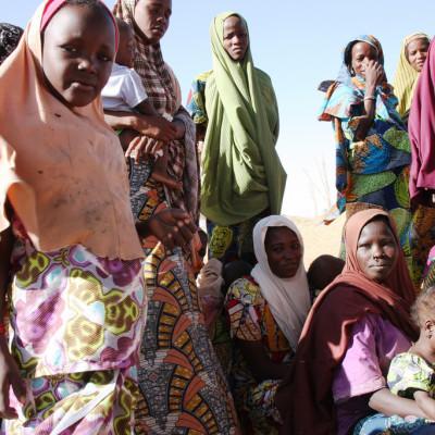 Desplazamiento forzoso y conflictividad en África