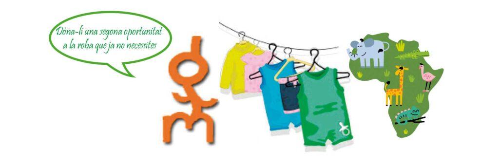 Campanya de recollida de roba i calçat en Globalmon